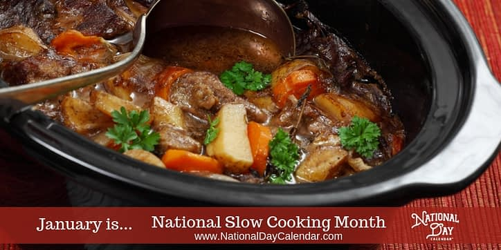 Winter Meals by Slow Cooking!